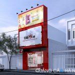Làm biển quảng cáo cửa hàng Tủ Vải Cao Cấp Hà Nội